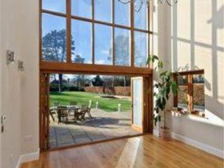 Project 10 Woldingham Flairlight Designs Ltd Balcon, Veranda & TerrasseEclairage