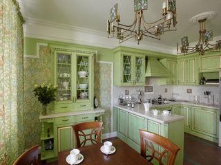 D&T Architects Cocinas de estilo clásico