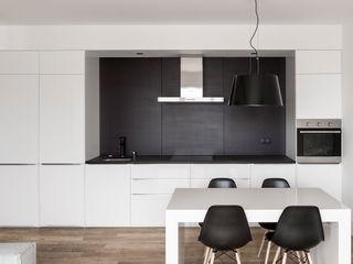 OneByNine Minimalist kitchen