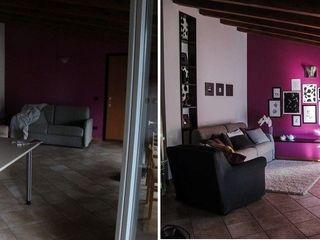 Home Staging per monolocale in affito a Seregno Clara Avagnina Home Staging