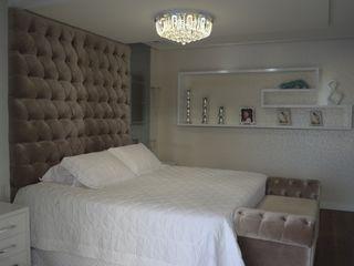 Ésse Arquitetura e Interiores Phòng ngủ phong cách chiết trung