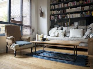 Atelier Grey Modern living room