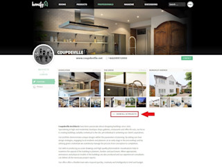 How do I edit projects? homify UK