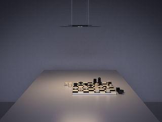 SQUARE Ailis Lighting Solutions SoggiornoIlluminazione