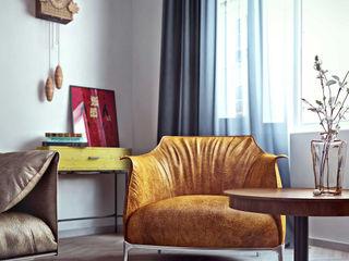 ILKIN GURBANOV Studio Living room