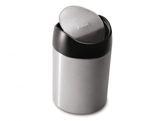 1.5 litre tabletop bin simplehuman CasaContenitori