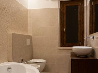 medeaa Marchetti e De Luca Architetti Associati Modern Bathroom