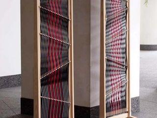 MIWAKU & GENWAKU for SHINDO tona BY RIKA KAWATO / tonaデザイン事務所 HouseholdRoom dividers & screens