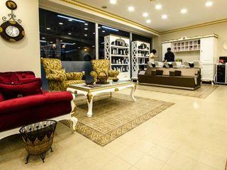 Zeus Tasarım Ltd. Şti. Commercial Spaces