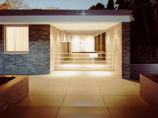 Corneille Uedingslohmann Architekten Casas de estilo moderno