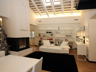 Arch. Roberto Buzzi Modern Living Room