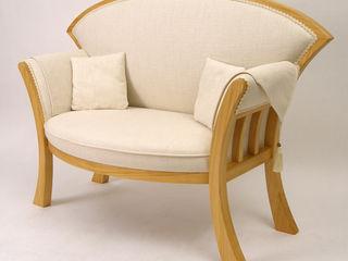 Cherry Chair Cadman Furniture Sala de estarSofás e divãs