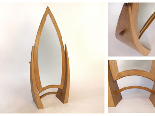 Cheval Mirror Cadman Furniture QuartoCômodas