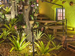 homify Eclectic style garden
