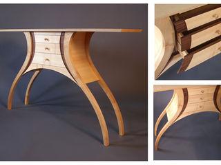 Side Table Cadman Furniture Corredor, vestíbulo e escadasCômodas e estantes