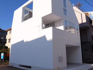 Studio R1 Architects Office Minimalist house