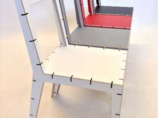 CABLE contemporary furniture AH designs Dining roomChairs & benches