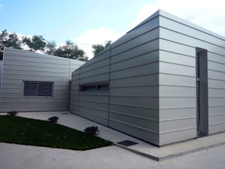 Casa Cataldo raffaele iandolo architetto Case moderne