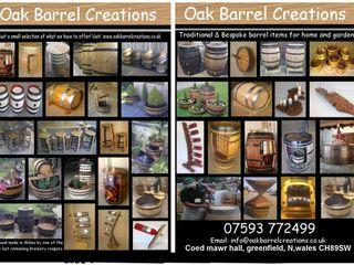 Oak Barrel Creations ltd