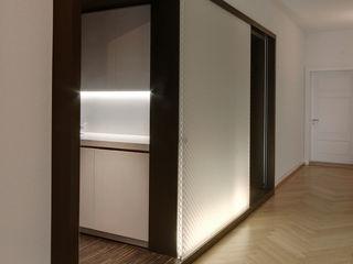 Büro- und Wohnungsumbau . Zürich 2010 . stemmle++architekten nachtaktiv GmbH Minimalistische Bürogebäude