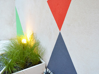 Slowgarden Moderner Garten