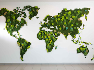 Green Mood Office buildings