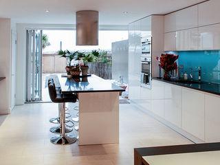 Interior House Remodelling, London E14 Nic Antony Architects Ltd Dapur Modern