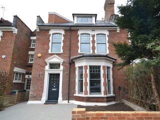Clifton Road - Period Refurbishment Nic Antony Architects Ltd Rumah Klasik