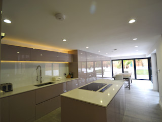 Clifton Road - Period Refurbishment Nic Antony Architects Ltd Dapur Minimalis