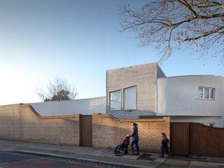 The Camberwell Curve Nic Antony Architects Ltd Rumah Modern