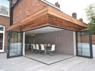Clifton Road - Period Refurbishment Nic Antony Architects Ltd Будинки