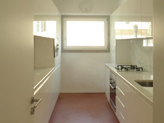 Atelier da Calçada Cocinas de estilo moderno