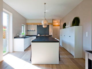 Nobel flooring Cozinhas modernas
