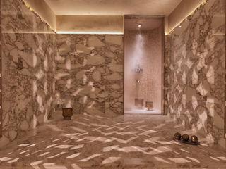 Drummonds Case Study: Urban Retreat Hammam at Harrods Drummonds Bathrooms Shopping Centres
