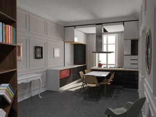 Pasquale Mariani Architetto Kitchen