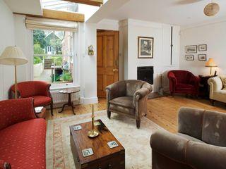 Marlborough Road House Extension Haydn Bennett Chartered Architect Modern Oturma Odası