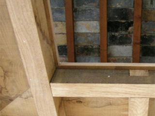 Dittongo architetti Dinding & Lantai Modern