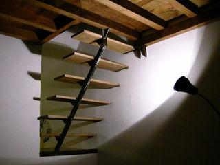 Dittongo architetti Koridor & Tangga Modern