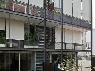 EDIFICIO TEOTIHUACAN Cm2 Management Casas minimalistas