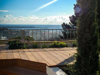 Exterior Design Varandas, marquises e terraços mediterrânicos