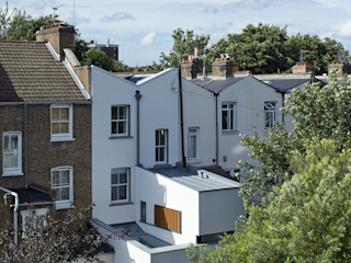 Islington House Neil Dusheiko Architects Townhouse