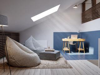 INT2architecture Livings de estilo escandinavo