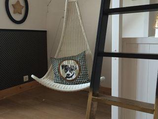 At Ome Modern nursery/kids room