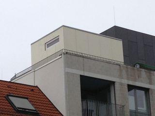 SQUARE Saunahaus Modern spa
