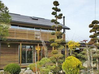 一級建築士事務所オブデザイン Дома в стиле модерн