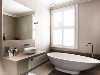 Full House Refurbishment, Gayville Road, Battersea Affleck Property Services Modern style bathrooms