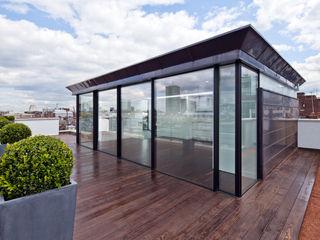 Hallam Street Sonnemann Toon Architects Modern Houses