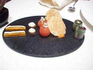 Platos y bandejas de pizarra Comercial Martens CocinaVasos, cubiertos y vajilla