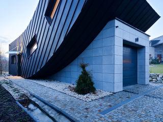 ARCHITEKT.LEMANSKI Casas de estilo minimalista