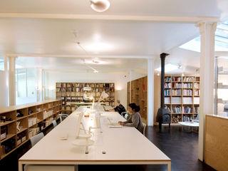 Jasper Morrison Design Office and Studio - London Caseyfierro Architects Office buildings